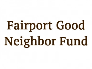 Fairport Good Neighbor Fund Logo