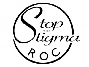 Stop the Stigma ROC Logo